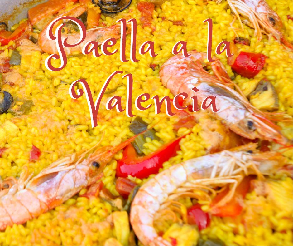 Paella a la Valencia Tastings Gourmet Market Annapolis Maryland