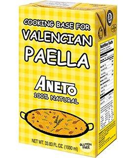Aneto Paella Cooking Base Tastings Gourmet Market