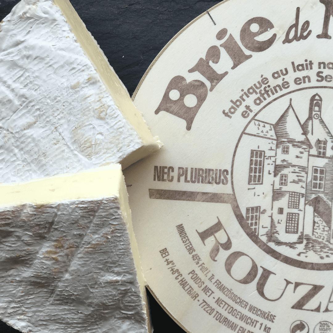 Brie de Nangis - Tastings Gourmet Market