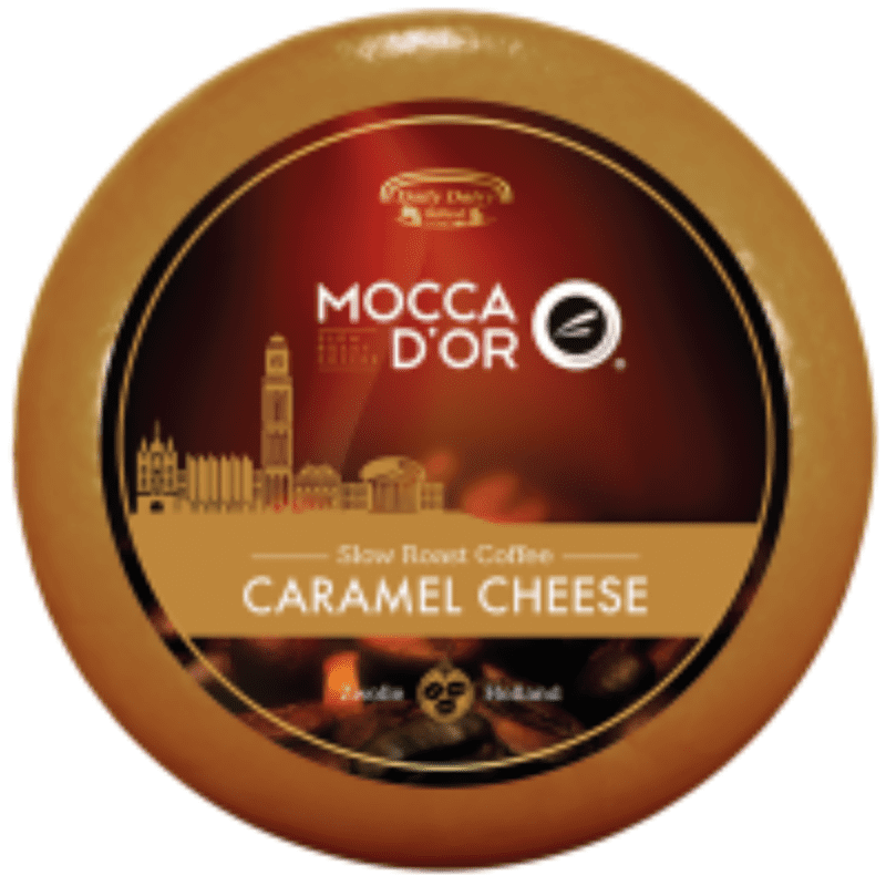 Mocca d'or Coffee Caramel Cheese - Tastings Gourmet Market