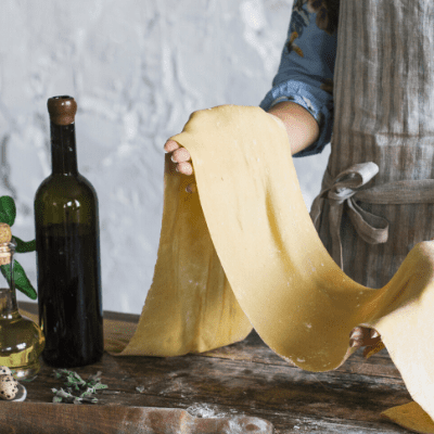 Pasta Making - Tastings Gourmet Market